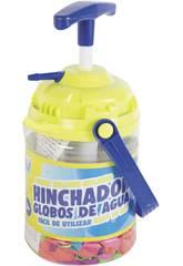 Bomba Hinchado Globos Agua con 250 Globos