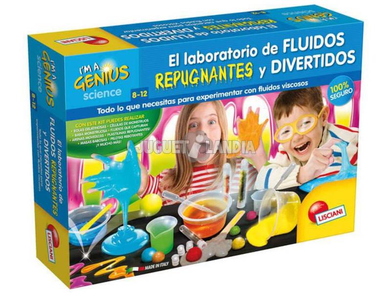 Laboratorio Slime de Fluidos Repugnantes y Divertidos