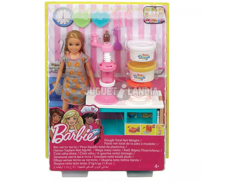 Barbie Stacie e o Seu Set De Pequeno Mattel FRH74