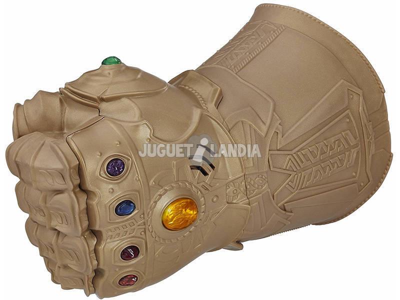 Avengers Guantelete del Infinito Electrónico Thanos Hasbro E1799