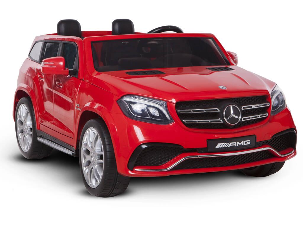 Coche Bateria Mercedes Benz Radio Control 12 V. 2 Plazas