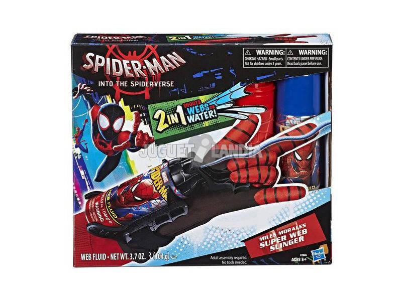 Spiderman Lançador de teia de aranha Hasbro E2846E27