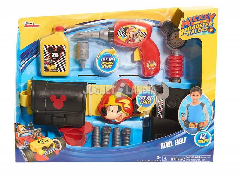 Mickey Mouse e i Superpiloti Cintura degli attrezzi Imc Toys 183582