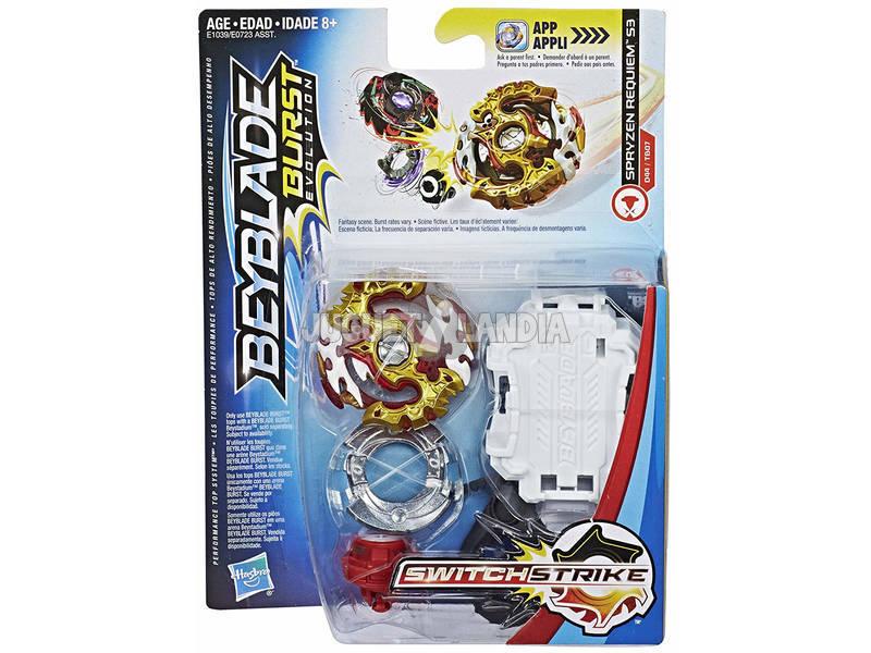 Beyblade Peonza Lanzador SwitchStrike Hasbro E0723