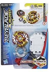 Beyblade Kreisel mit Werfer SwitchStrike Hasbri E0723