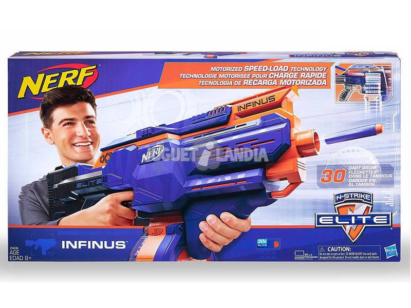 Nerf Elite Infinus Hasbro E0438