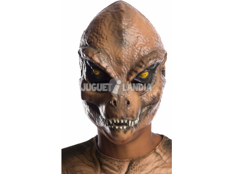 Jurassic World Máscara Infantil T-Rex Rubies 39045