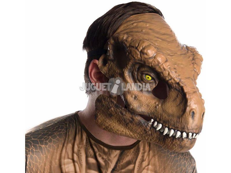 Jurassic World Máscara Removível para Adultos T-Rex Rubies 68058