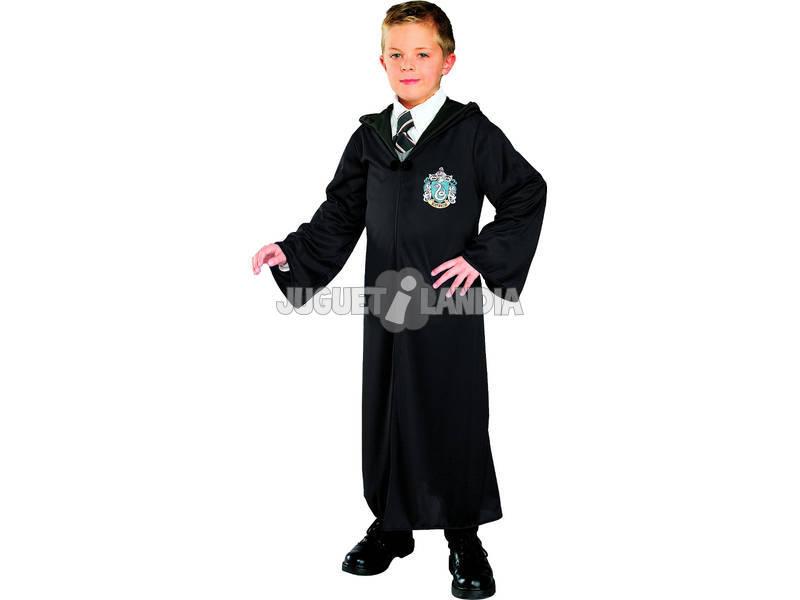Disfarce de Menino Harry Potter Túnica Slytherin Tamanho M Rubies 884254-M