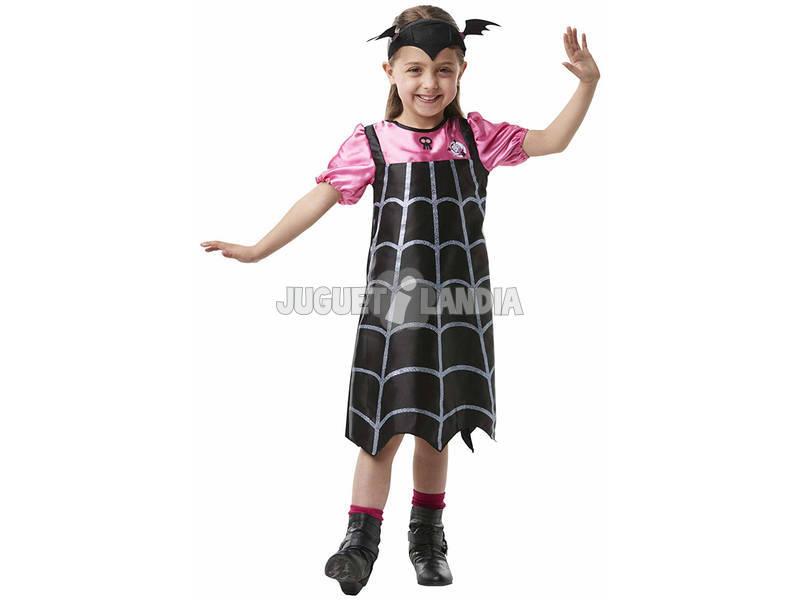 Disfraz de Criança Vampirina Tamanho S Rubies 640874-S