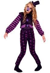 Deguisement Enfant clown mechante taille Tween Rubies S8326-TW