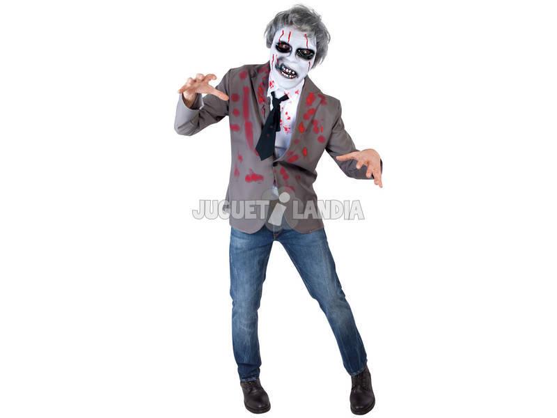 Disfarce de Adulto Zombiesiness Tamanho Unico Rubies S8343