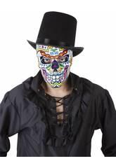 imagen Máscara Adultos Katrin Skull Rubies S3190
