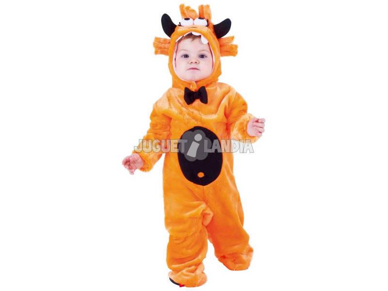 Disfraz Bebé Mon-Tuo Naranja Talla T Rubies S8501-T