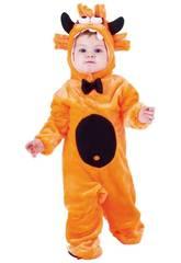 Costume Bebè Mon-Tuo Arancione T Rubies S8501-T