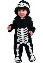 Kostüm Skelett Boy Baby Größe I Rubies 885990-I