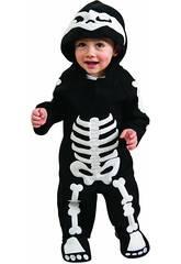 Disfraz Skeleton Boy Bebé Talla T Rubies 885990-T
