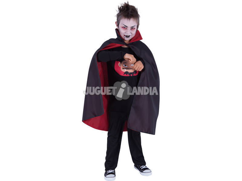 Disfarce Infantil Vampiro Tanancioso Tamanho S Rubies S8378-S
