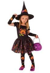 Costume Bimba Strega Candy M Rubies S8349-M