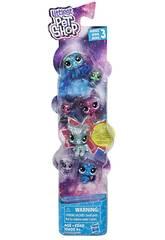 Little Pet Shop spezielle Sammlung 2 Freunde Hasbro E2129