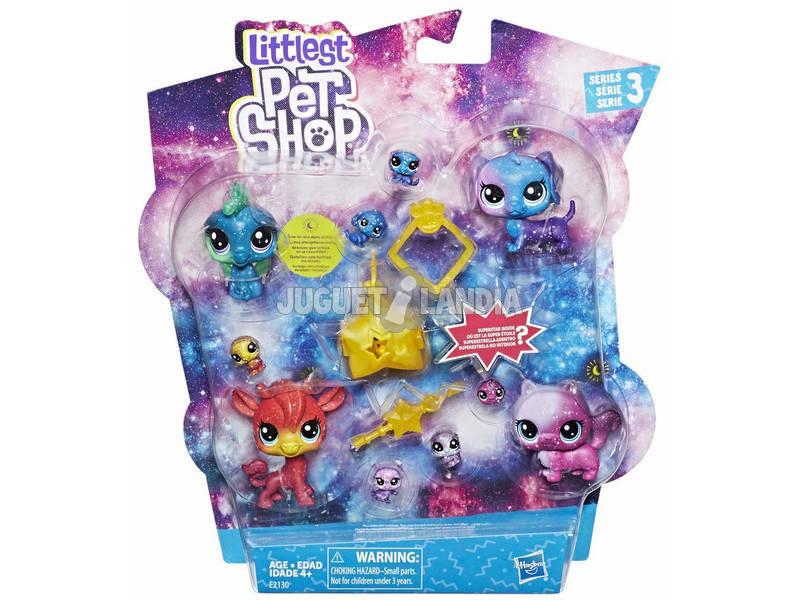 Little Pet Shop Coleção Especial 2 Família Hasbro E2130