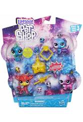 Little Pet Shop Coleccion Especial 2 Familia Hasbro E2130