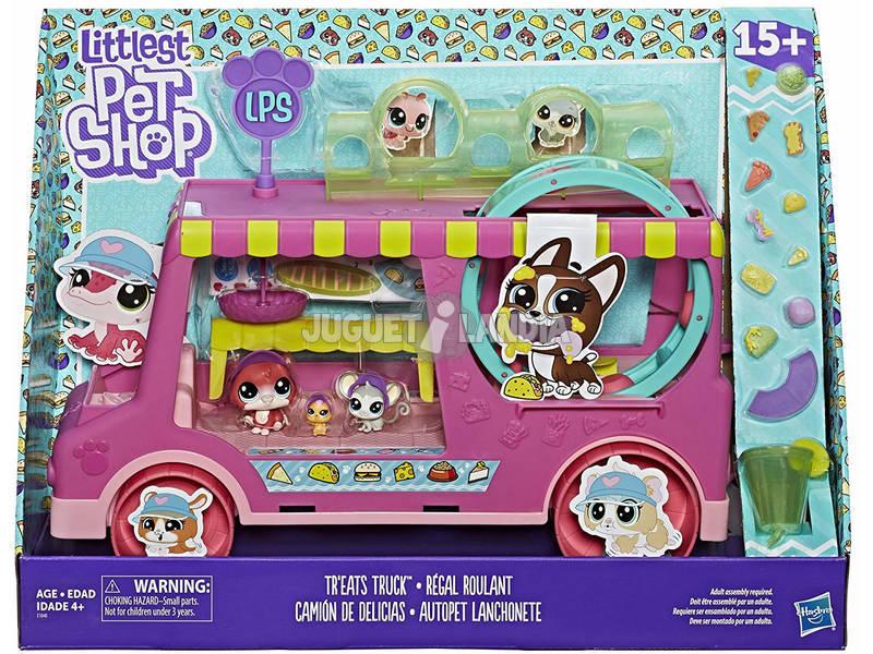 Little Pet Shop Foodtruck Hasbro E1840