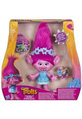 Muñeca Trolls Con Música Hasbro C1307