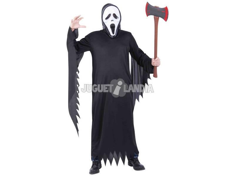 Disfraz Niño Scream Talla Tween Rubies S8907-TW