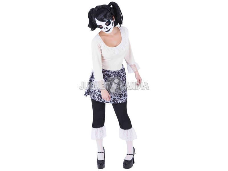 Disfraz Mujer Muñeca Perversa Talla Única Rubies S8524