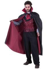 imagen Disfraz Hombre Mr. Conde Drácula Talla Única Rubies S8521
