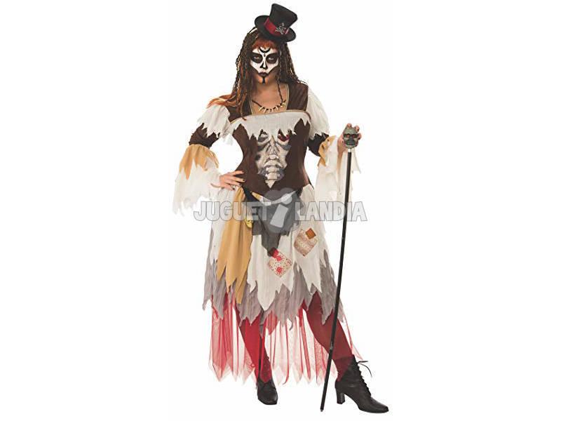 Disfraz Mujer Voodoo Woman Talla Única Rubies 700366