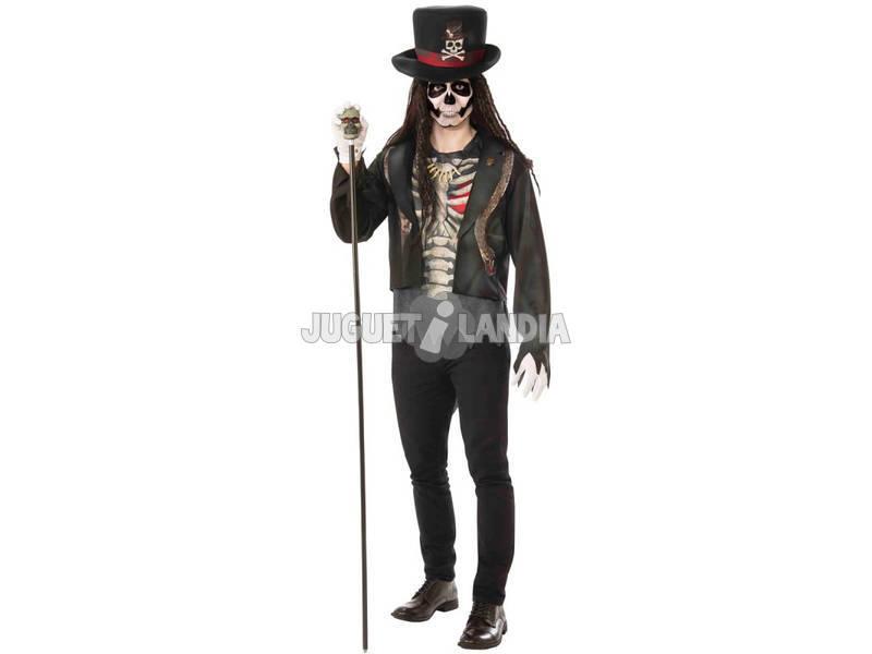 Disfarce Adulto Voodoo Man Tamanho Único Rubies 821125
