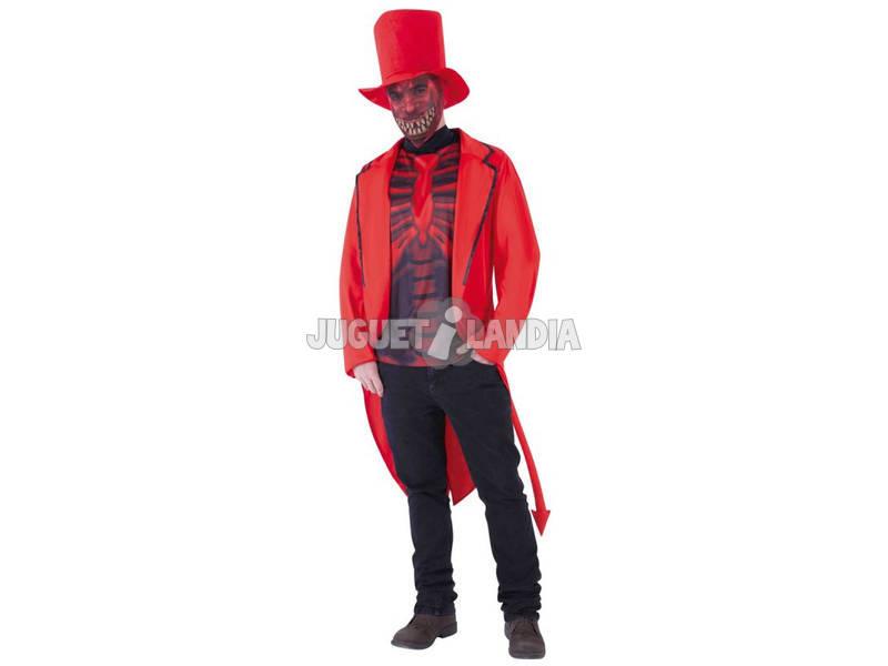 Disfraz Adulto Don Diablo Talla Única Rubies S8520