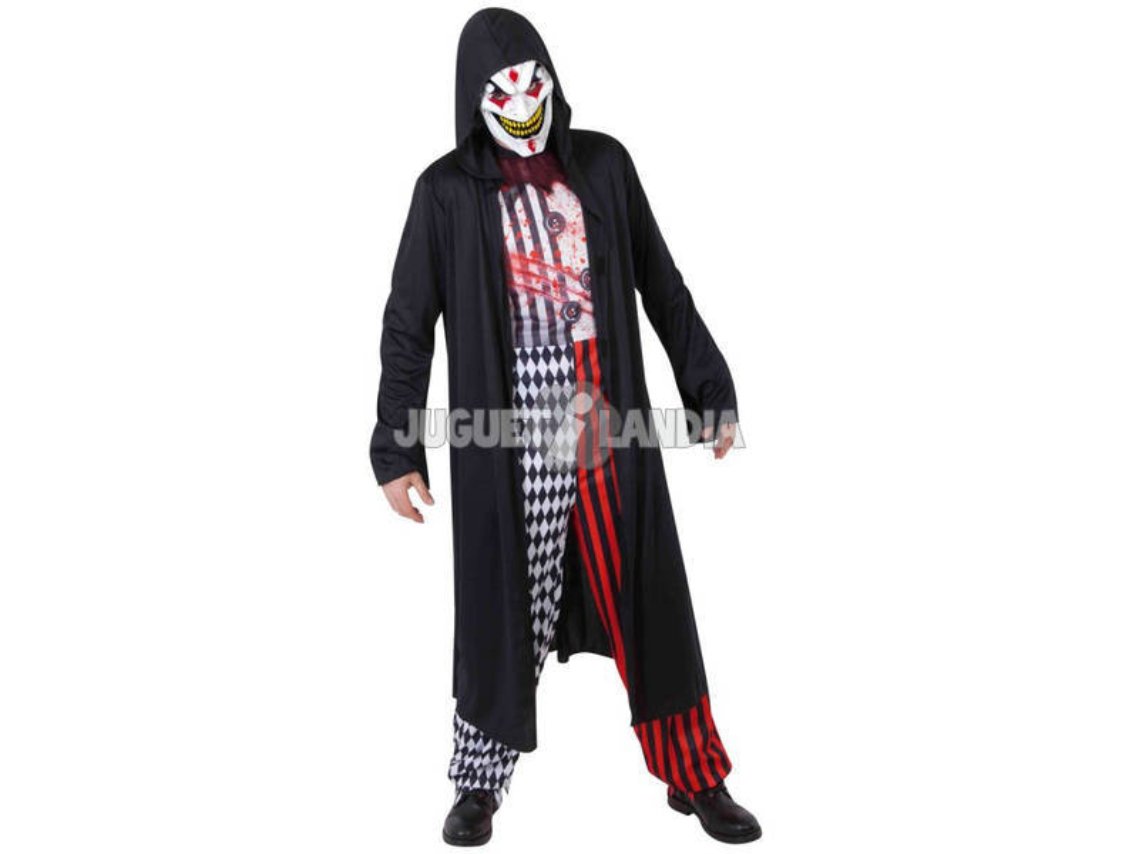 Disfarce Adulto Jokerman Implacável Tamanho Unico Rubies S8303