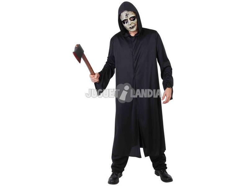 Disfraz Adulto Exterminador Nocturno Talla Única Rubies S8304