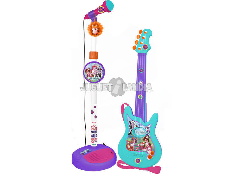 Enchantimals Micro y Guitarra Reig 4450