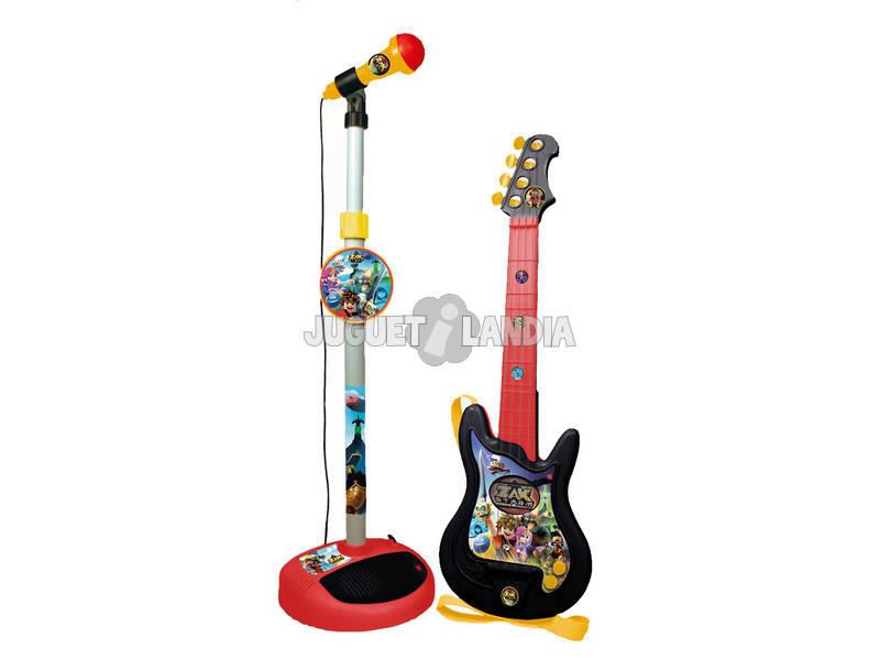 Zak Storm Micro y Guitarra Reig 2180