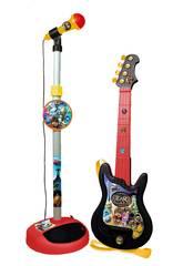 Zak Storm Microfono e Chitarra Reig 2180