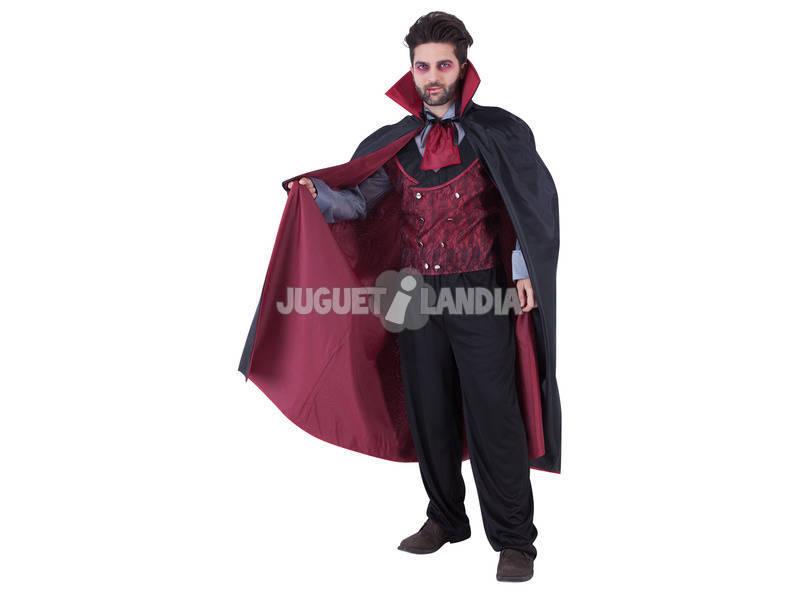 Capa Adulto Sr. Vampiro Rubies S5209