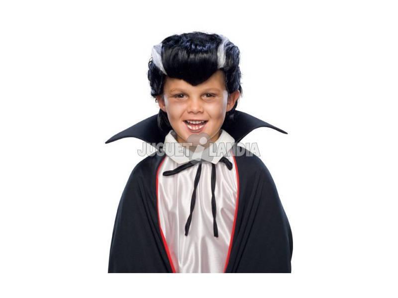 Peluca Infantil Vampiro Rubies 50850