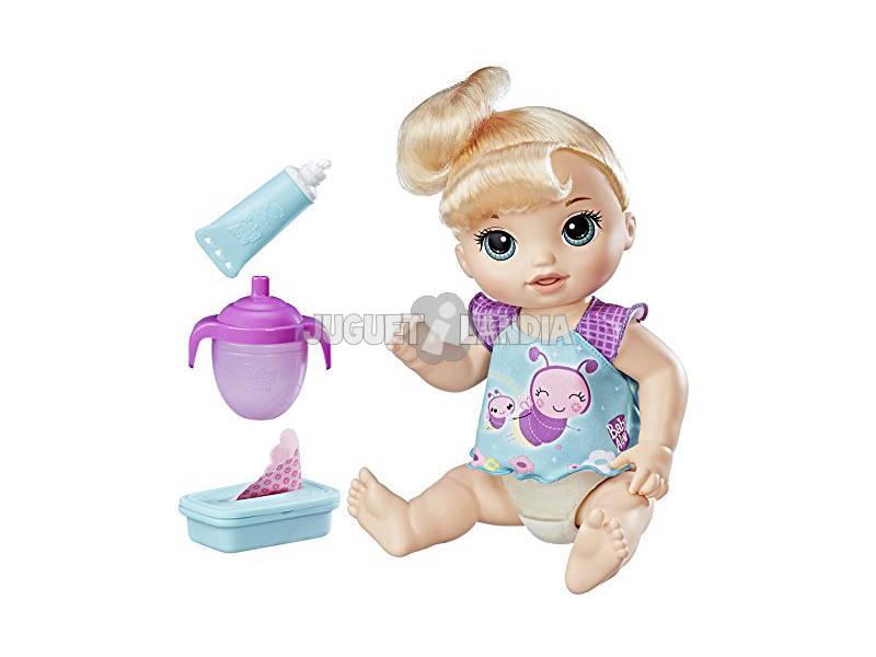 Muñeca Baby Alive Pañal Mágico Rubia Hasbro C2700