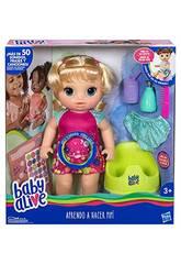 Bambola Baby Alive Mi scappa la Pipì Hasbro E0609
