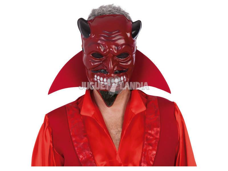 Máscara Adulta Satanás Rubies S3205