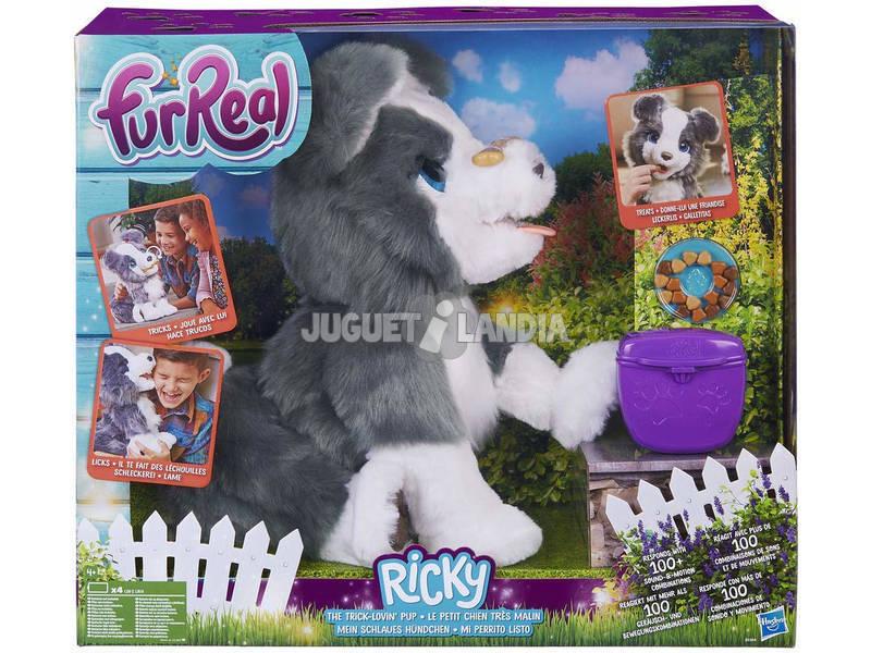 FRR Ricky Mi Perrito Listo Hasbro E0384