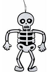 imagen Móvil Esqueleto Fieltro 51 cm. Rubies S4384