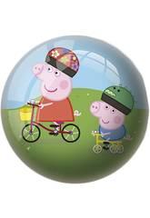 Balón 23 cm. Peppa Pig Mondo 2517