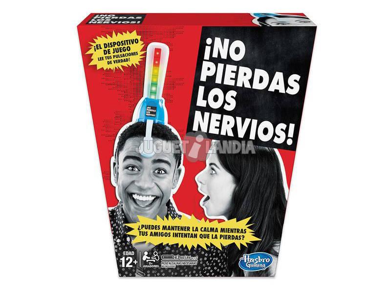 Juego de Mesa ¡No Pierdas Los Nervios! Hasbro E1845