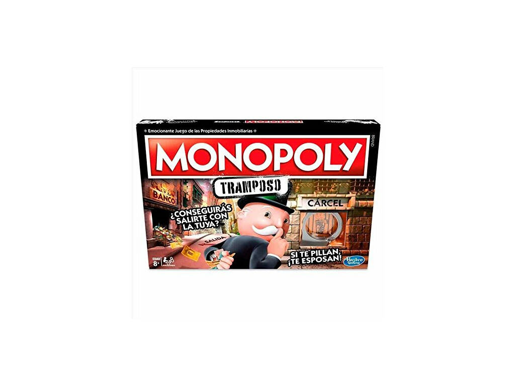 Monopoly Tramposo Hasbro E1871