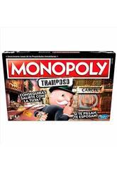 Monopoly Edizione dell'Imbroglio Hasbro E1871